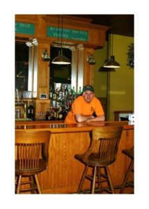 Photo: Tyler, owner of Barley Brown's Brew Pub