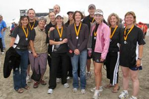 (The Travel Oregon Hood to Coast team...31 hours, 16 minutes & 13 seconds later)