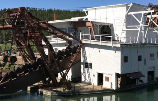 Sumpter Valley Dredge State Heritage Area by Nickie Bournias