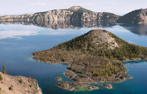 Crater Lake by Clayton Cotterell
