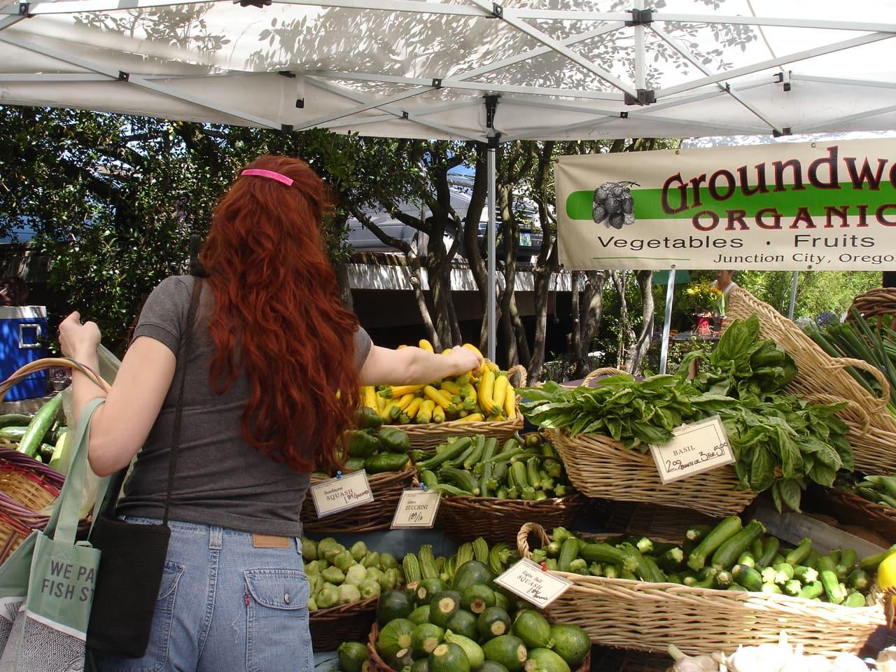 Eugene Farmers' Market