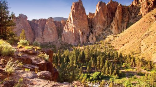 Climbers' haven...Smith Rock