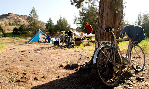 How To Ride The Old West Scenic Bikeway In Five Days