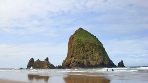 A Trip Through Oregon S Spring Splendor Cannon Beach
