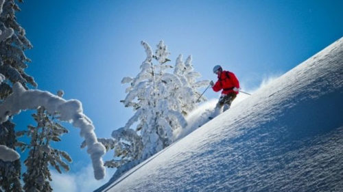 Ride, slide and glide in the fluffy white powder and clear blue skies of the eastern side of the state.