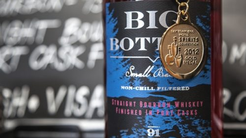 Visit Big Bottom Whiskey to try their Warehouse Series, a boutique line of limited-production bourbons available only in their Hillsboro tasting room. (Image credit: Mike Wong)
