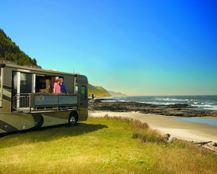 Rv Guide To The Oregon Coast Travel Oregon
