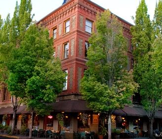 Oregon S Grand Old Hotels
