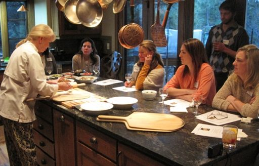 The Well Traveled Fork in Bend offers culinary tours, cooking classes, catering and personal chef services to visitors and residents of Central Oregon.