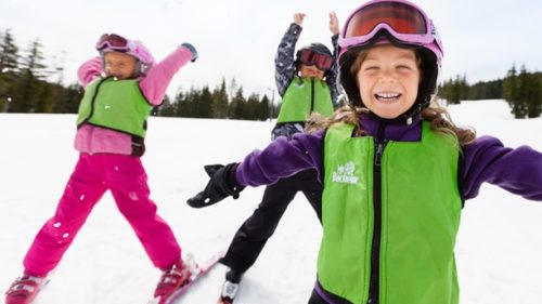Winter snow sports bring the whole family together. (Photo credit: Tyler Roemer / Mt. Bachelor)