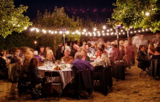 Take a tour of a winery or farm followed by a six-course meal at one of Field & Vine's Dinners in the Field. (Photo credit: Erika Plummer)