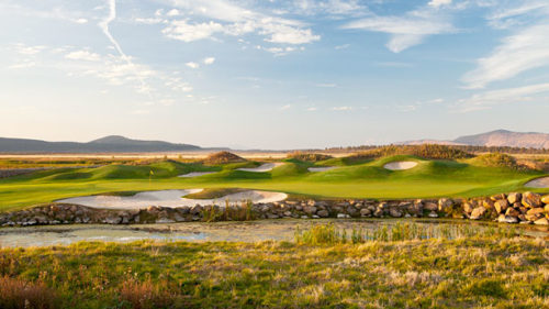 Running Y Ranch is home to the only Arnold Palmer-designed course in Oregon. (Photo courtesy of Running Y Ranch)