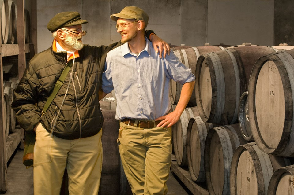 Wine pioneers