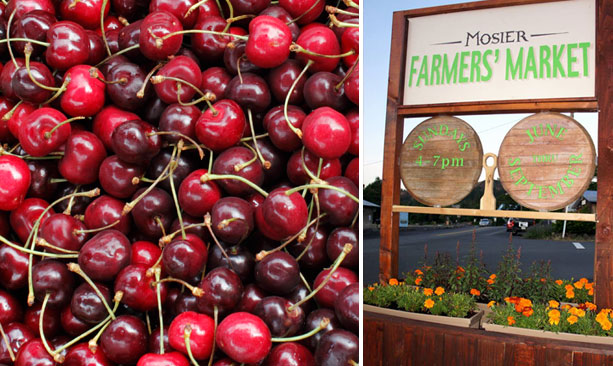 Mosier Farmers Market