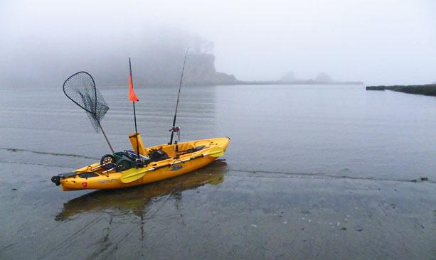 Image result for fishing coos bay oregon kayak