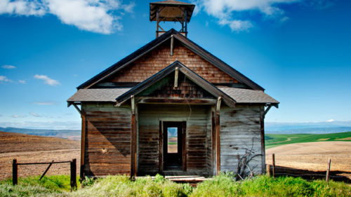 The ghost towns dotting the state were once bustling farming communities filled with immigrants who, like so many of us, followed their dreams to Oregon. (Photo credit: Deej6 Photography)