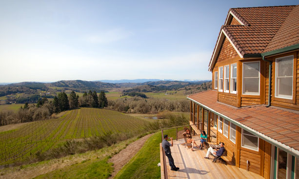 Youngberg Hill Vineyard & Inn