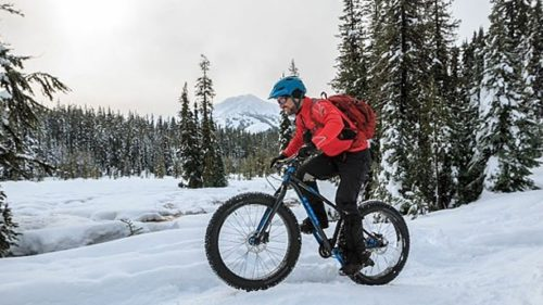 Bike lovers will be thrilled to hear that the folks at Cog Wild are taking things up a notch this winter with Central Oregon's first guided fat biking tours on snow.