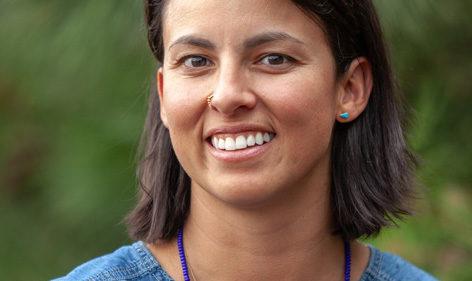 Veronica Vega, Deschutes' director of product development