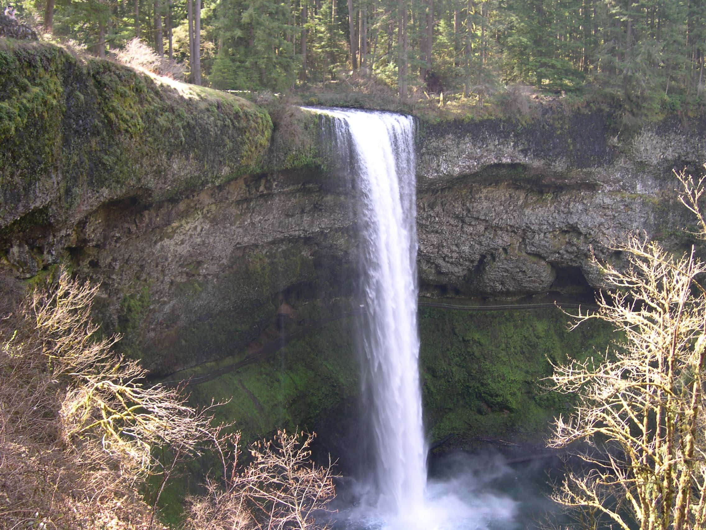 Waterfalls Travel Oregon - Oregon waterfalls map