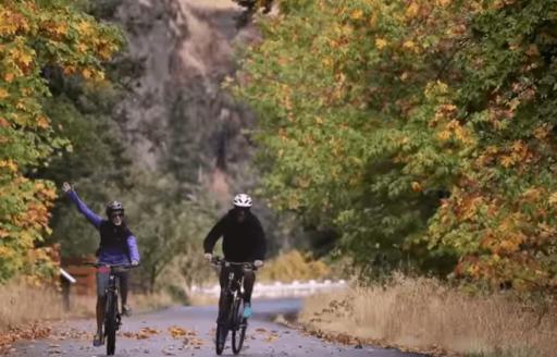 Gravel Riding Travel Oregon