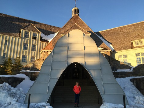 Timberline Lodge Mt. Hood Oregon