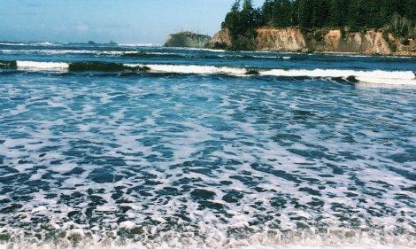 Sunset Bay State Park Coos Bay Oregon