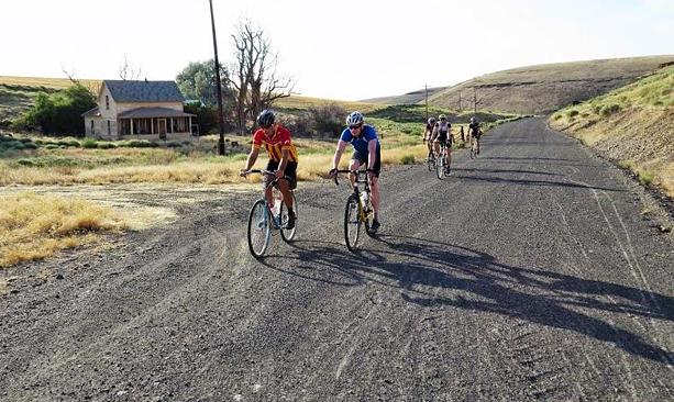 TREO Bike tours Eastern Oregon