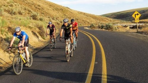 TREO Bike Tours offers roadies the chance to experience the low-traffic byways of Eastern Oregon while taking in the sunshine and beauty of the arid side of the state.