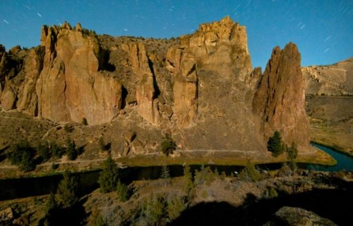 Smith Rock State Park will stop you in your tracks with its beauty. (Photo credit: Christian Heeb)