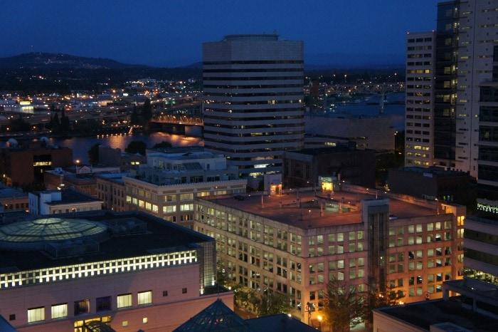 The Nines Portland Depature