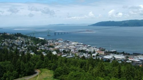Don't miss the view from the top of Astoria Column. (Photo credit: trickofthelight/Flickr)