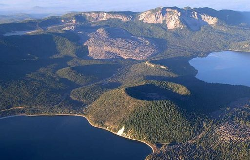 The Newberry National Volcanic Monument celebrated the 25th anniversary of its designation in 2015. (Photo credit: USDA Forest Service)