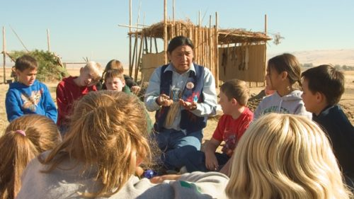 The Tamástslikt Cultural Institute offers a lesson in cultural traditions of the Cayuse, Umatilla and Walla Walla tribes.