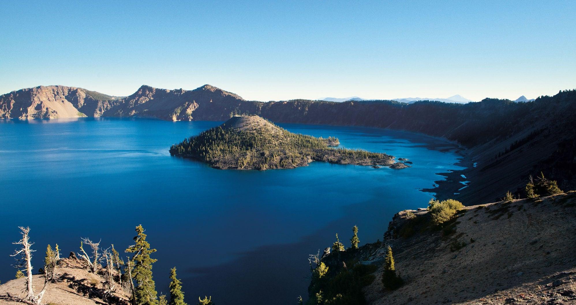7 Wonders of Oregon Crater Lake Americas Deepest Lake