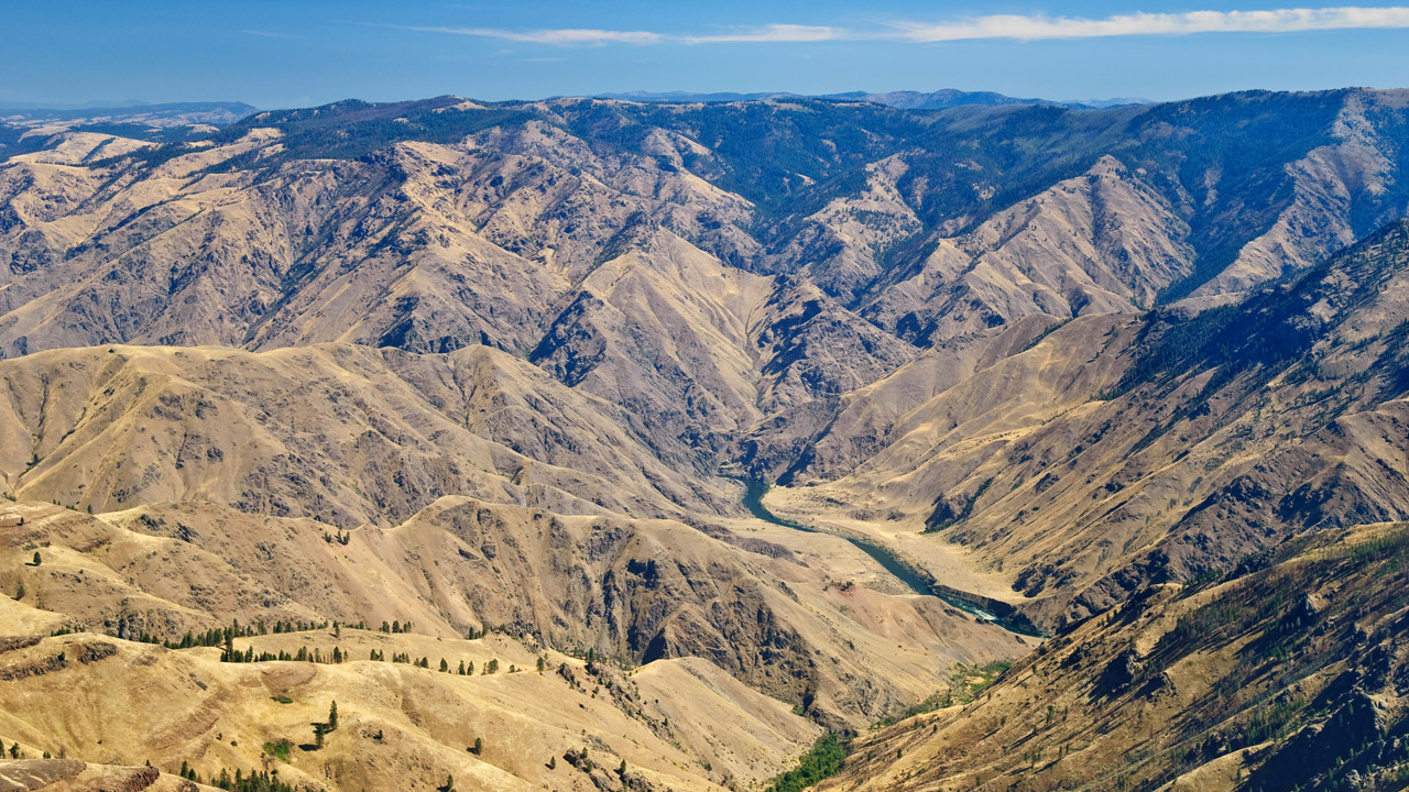 Hit the Highway to Hells Canyon - Travel Oregon