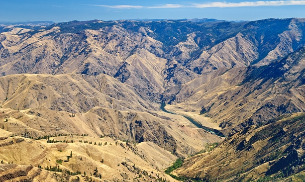 Hit The Highway To Hells Canyon Travel Oregon