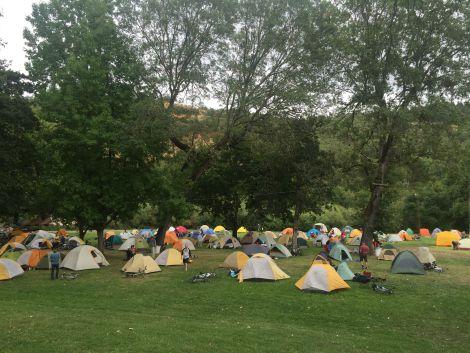 Camping in Roseburg Oregon
