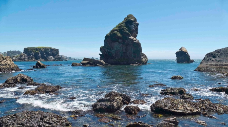 Explore Harris Beach State Park Travel Oregon