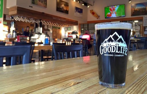 In a nod to Central Oregon's cool weather uniform, Bend's GoodLifeBrewing offers the Puffy Coat Porter.