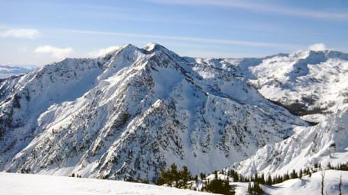 For serious backcountry skiers and snowboarders, Wallowa Alpine Huts provides access to the wide-open bowls, forested glades and snowy couloirs of the gorgeous Eagle Cap Wilderness.