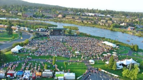 The Les Schwab Amphitheater has been bringing great music to Bend for 15 years.