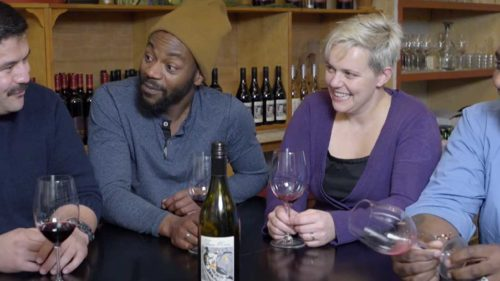 """Red, White & Black: an Oregon Wine Story"""