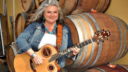 Winemaker and blues musician Tess Bar creates memories at Hood Crest Winery, which she owns with her husband on the southwest side of Hood River.