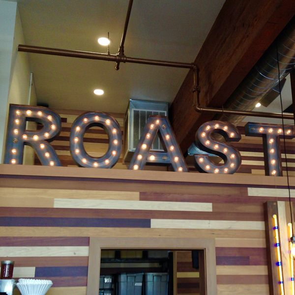 Coffee Plant Roasters