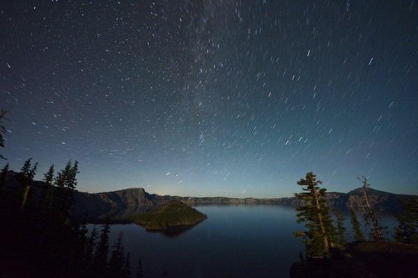 Six minutes of stars