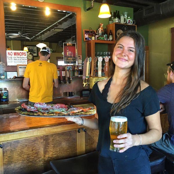 Double Mountain Brewery, Hood River, Oregon
