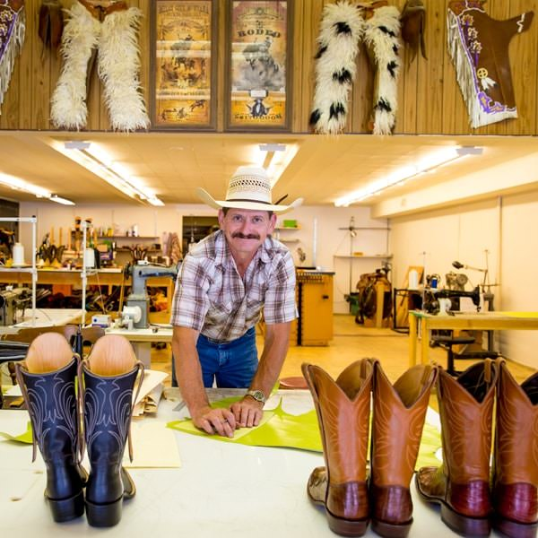 Stapleman Boot Company in Pendleton, Oregon