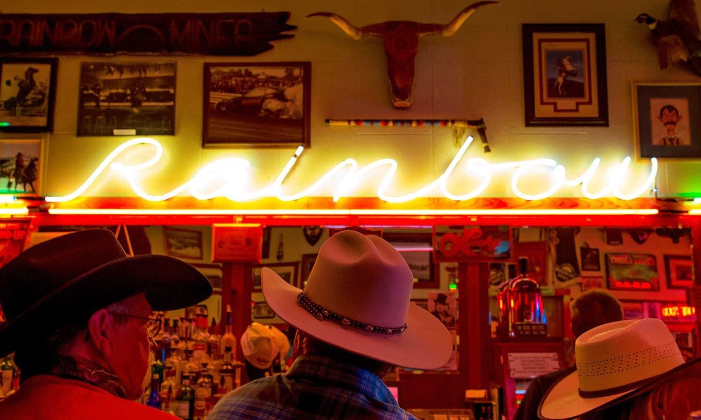 The Rainbow Cafe, Pendleton, OR