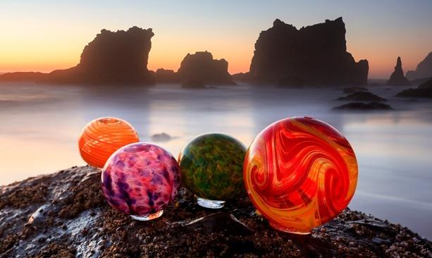 Who Are Lincoln City S Secret Float Fairies Travel Oregon